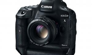 Canon 1D X Mark II launch
