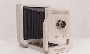 plywood camera