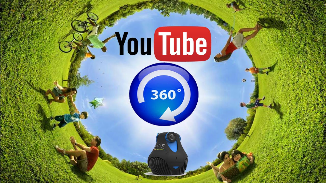 youtube 360 live streaming