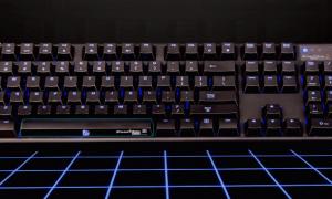 Poseidon Z keyboard