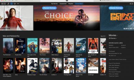 iTunes-Movies