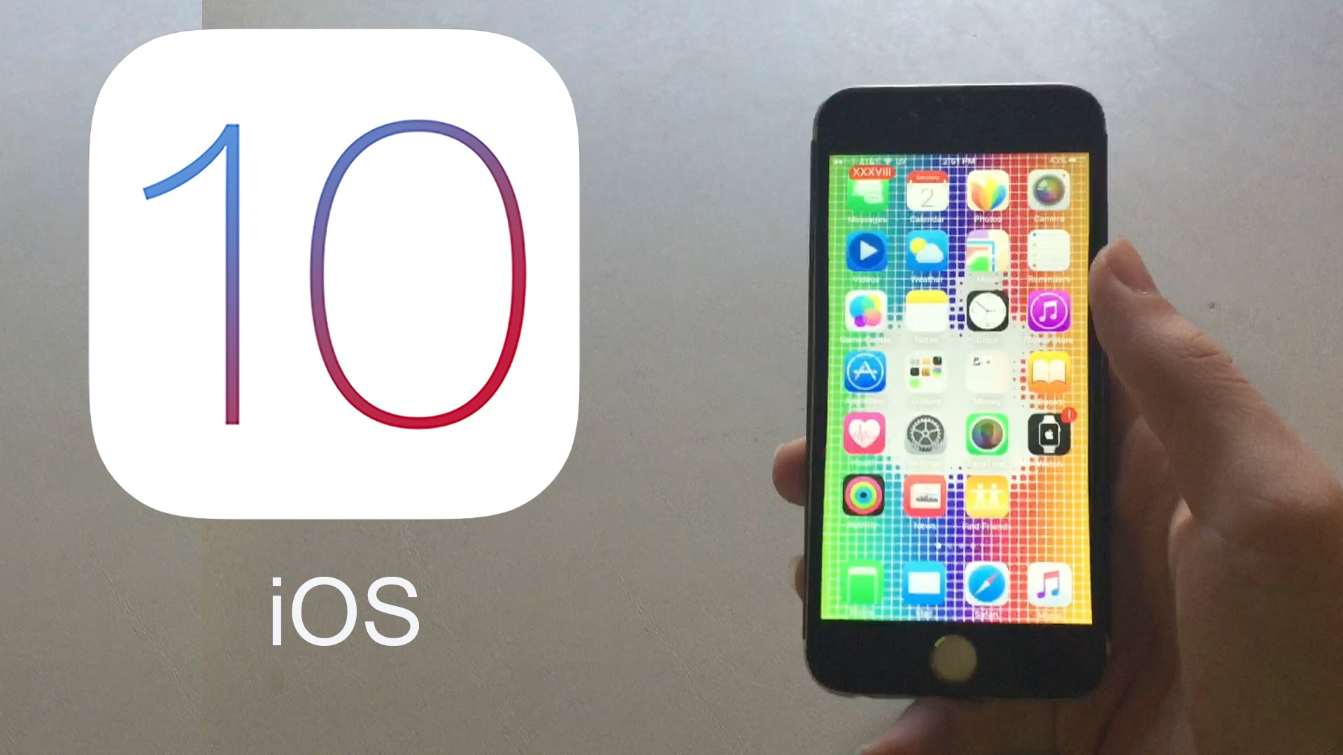 apple ios10-