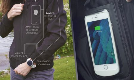 charging jacket iphone