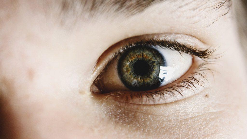 eye-scanning