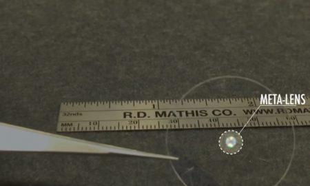 meta lens optic