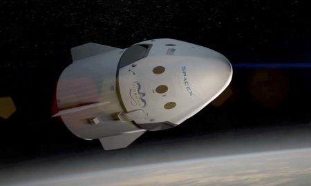 space x dragon 2