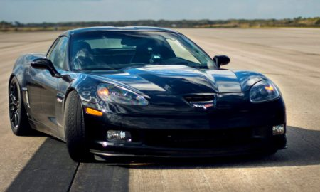 gxe electric corvette speed record