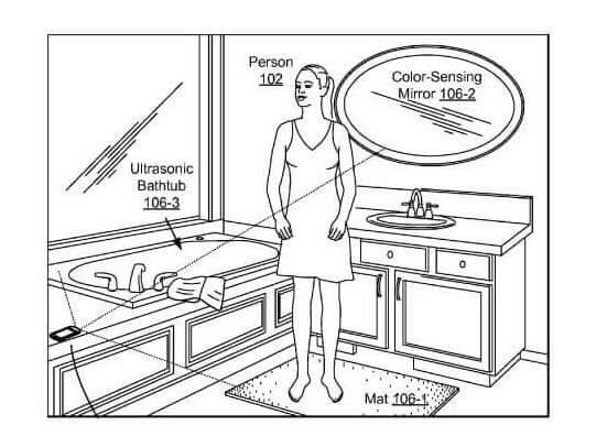 smart bathroom google