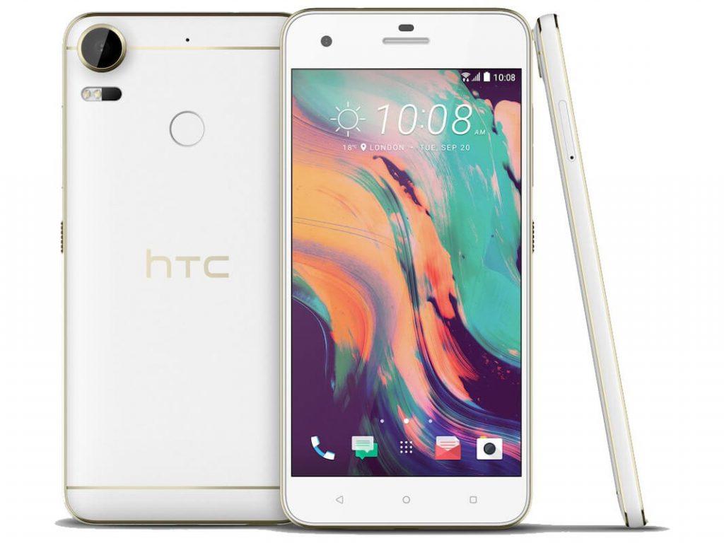 HTC Desire 10 Pro by @evleaks