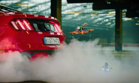 Dronekhana Ford Drones Race