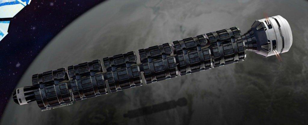 solar express for mars