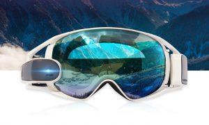 RideOn AR goggles