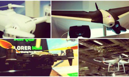 Top 4 drones
