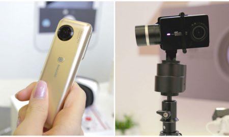 Insta360 Nano Yi Handheld Gimbal