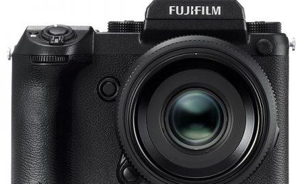 Fujifilm Medium Format GFX 50S