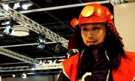 Sony Samurai Sword Show Photokina