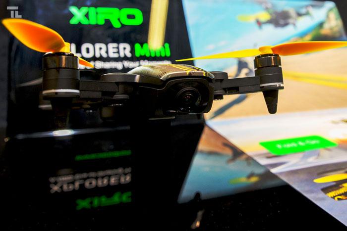 Xiro Mini Drone Camera