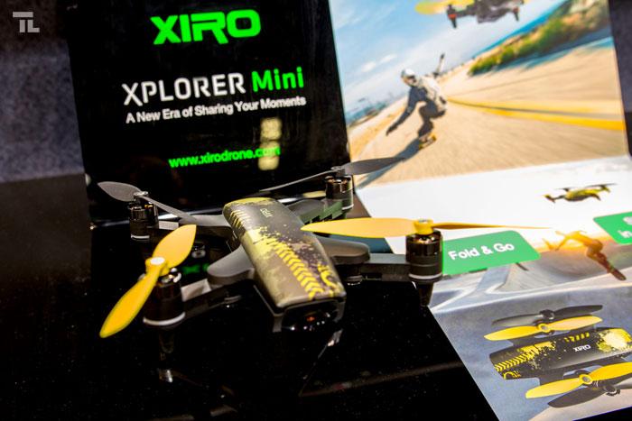 Xiro Mini Drone