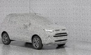 Ford Car Camouflage