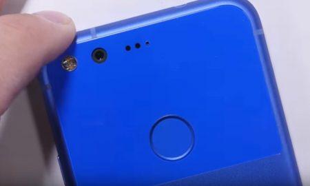 Google Pixel Scratch