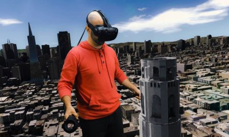 City Vr Htc Vive
