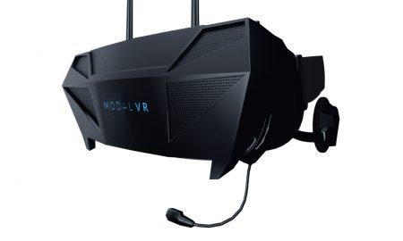 Modal VR headset