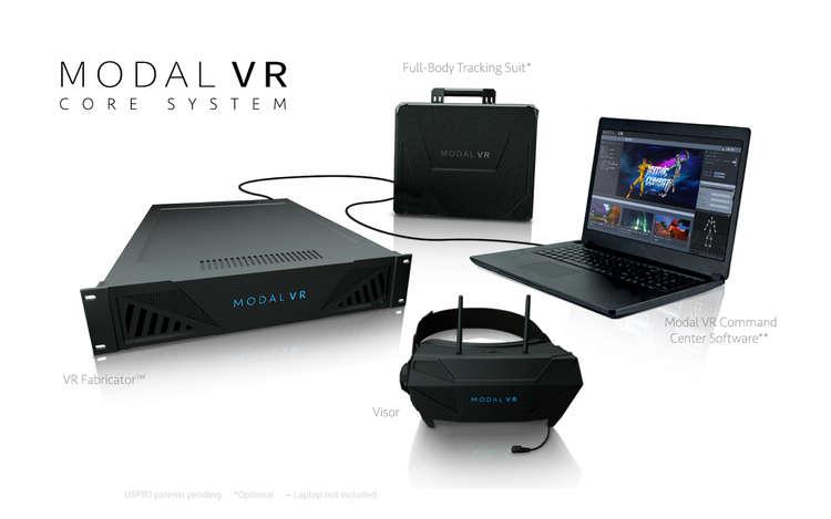 Modal VR System