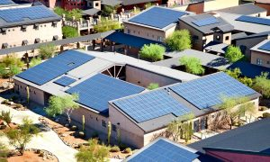 SolarCity panels