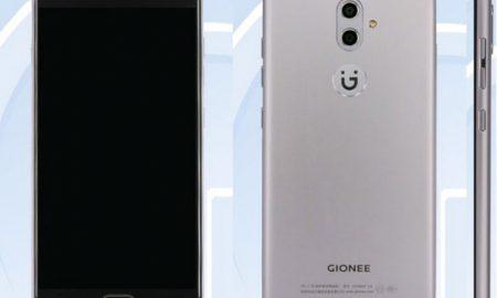 Gionee S9 renders