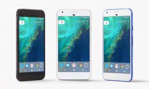 Google Pixel updates