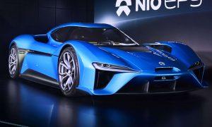 Nio Ep9 Fastest Electric Car