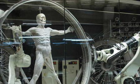 Westworld artificial humans