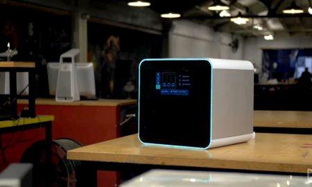 3d printer kickstarter