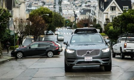 uber self driving car injunction san francisco