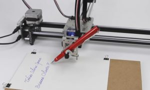 AxiDraw Robot for hand writing