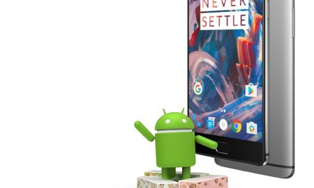 OnePlus Android Nougat