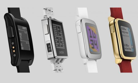 Pebble Smartwatches Fitbit