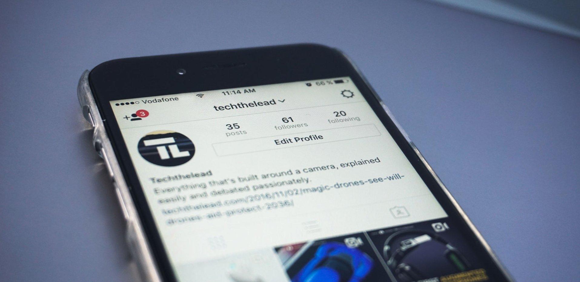 instagram video streaming