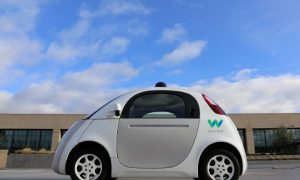 Waymo Google Driverless Car