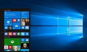 Home Hub with Windows 10