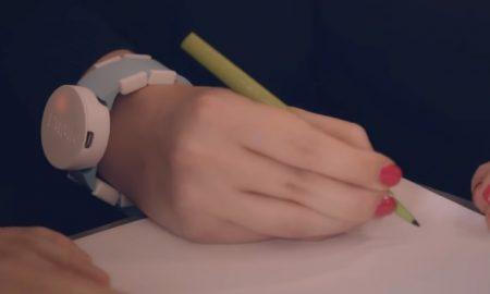 wrist wearable parkinson