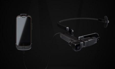 lenovo new glass c200 augmented reality