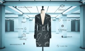 google hm data dress app