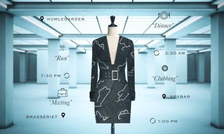 google hm data dress app