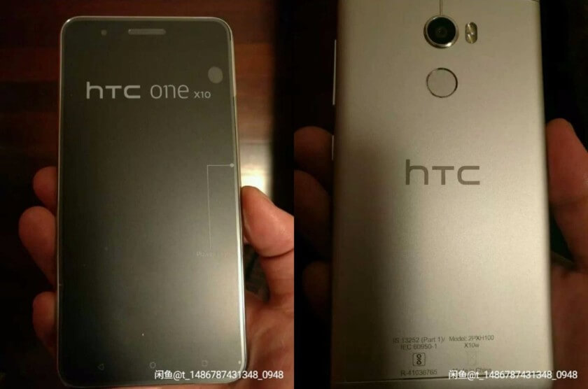 htc one x10 leaked images