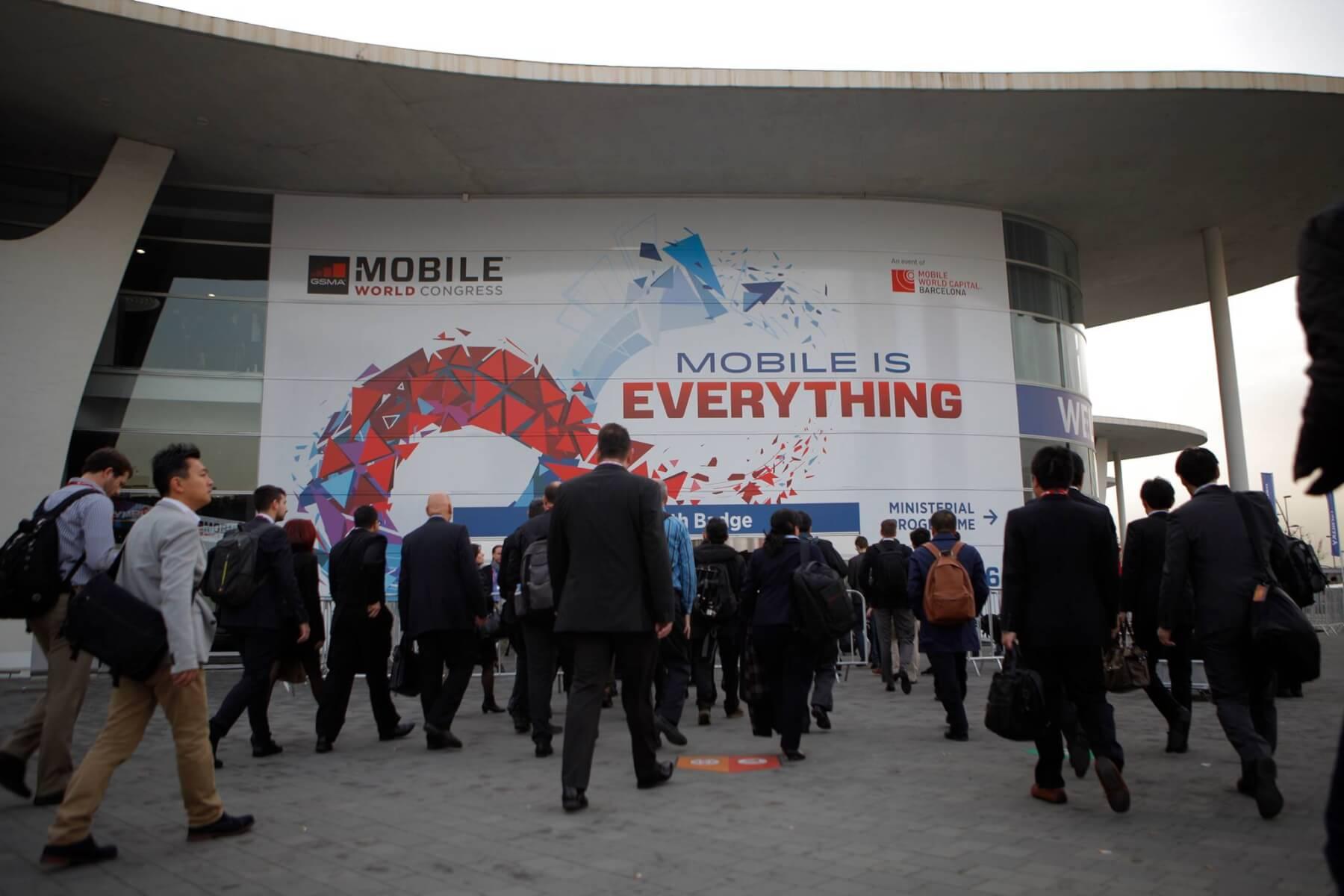 mobile world congress visitors