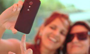 selfie fingerprints replicate