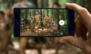 sony sensor smartphone