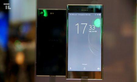 sony xperia xz premium hands-on mwc 2017