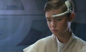 star wars force trainer headset children